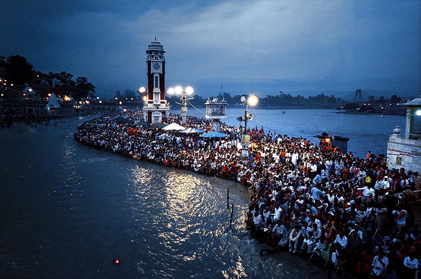 Ganga-Aarti